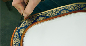 Did you know how porcelain reached Europe?