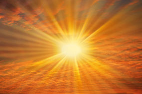 Ancient light therapy. Sunlight - the source of all life