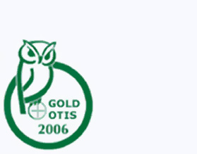 "BIOPTRON Compact III laureate of ""Gold OTIS"" 2006 consumer trust award in Poland"